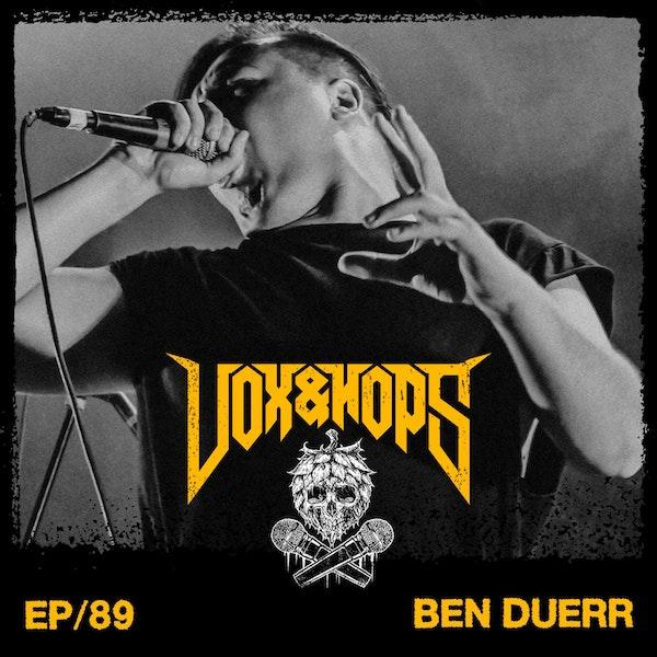Ben Duerr (Shadow Of Intent & Hollow Prophet)
