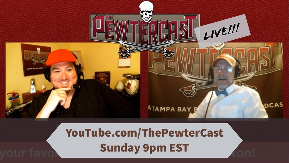 The PewterCast, Live - Tom Brady's Arrival, Jameis' Departure, Free Agency, and the Draft