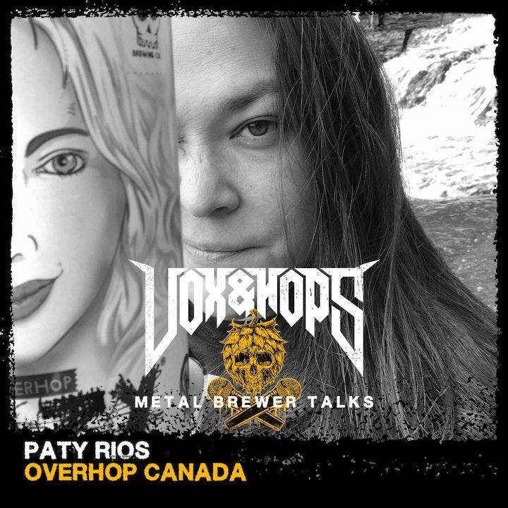 Paty Rios (OverHop Canada)