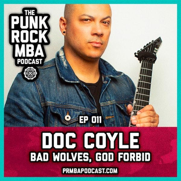 Doc Coyle (Bad Wolves, God Forbid) Image
