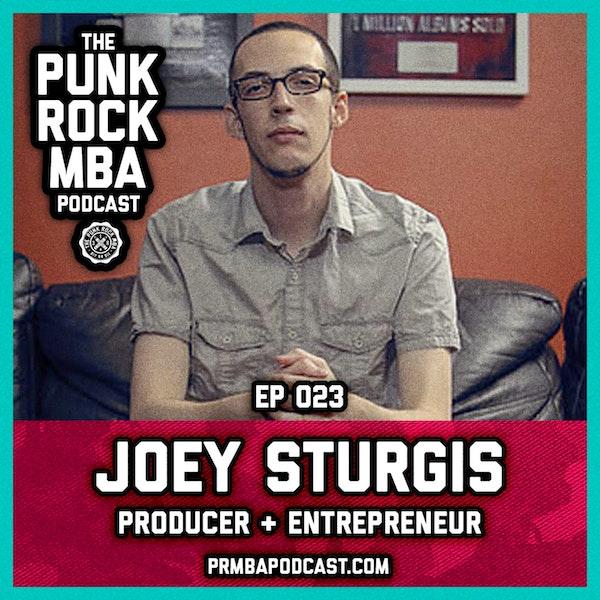 Joey Sturgis (Producer + Entrepreneur) Image