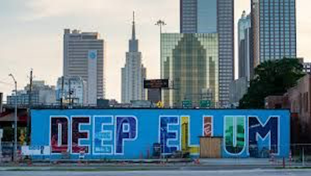 Celebrating the First Official Deep Ellum History Day - October 18