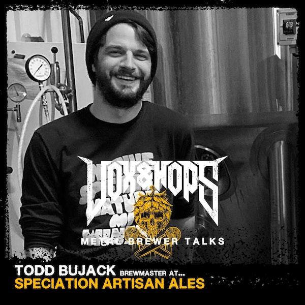Todd Bujack (Speciation Artisan Ales)