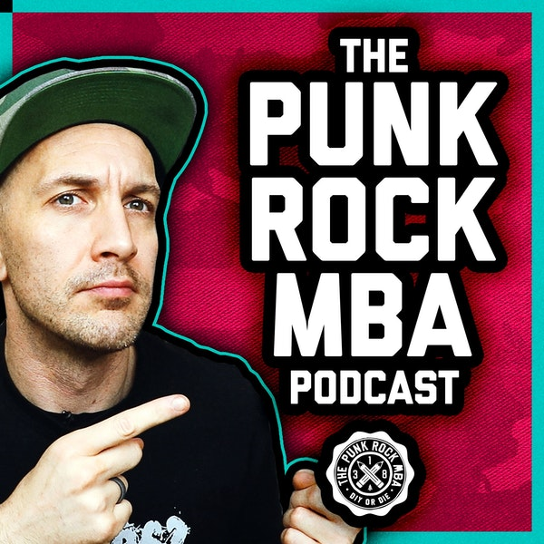Introducing the Punk Rock MBA Podcast Image