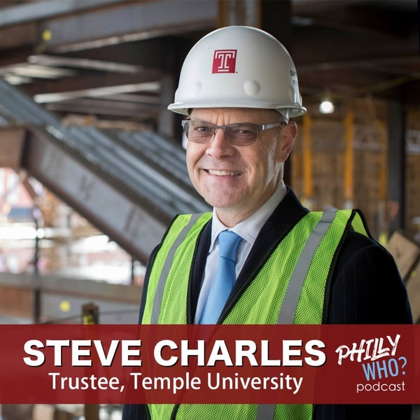 Steve Charles: From the Farms of Lancaster to the Library of the Future Image