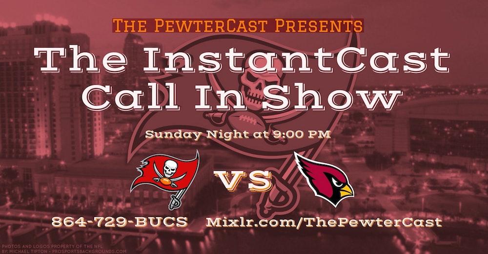 InstantCast Game 5 - Bucs at Cardinals
