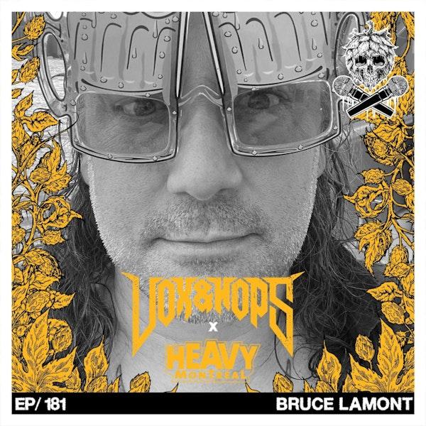 Bruce Lamont (Yakuza, Led Zeppelin 2, Brain Tentacles, Corrections House, Circle of Animals & Bloodiest)
