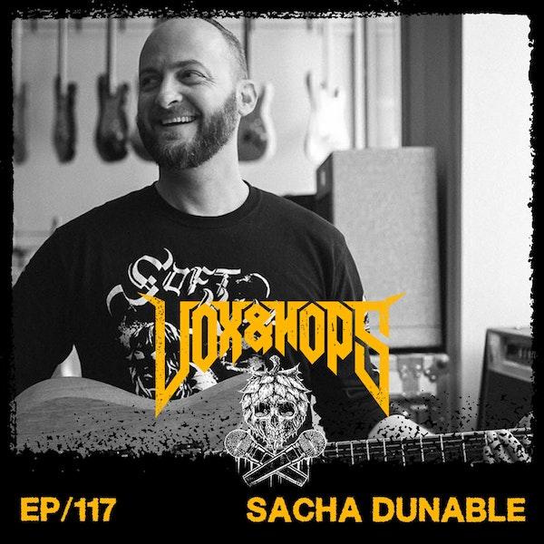 Sacha Dunable (Intronaut)