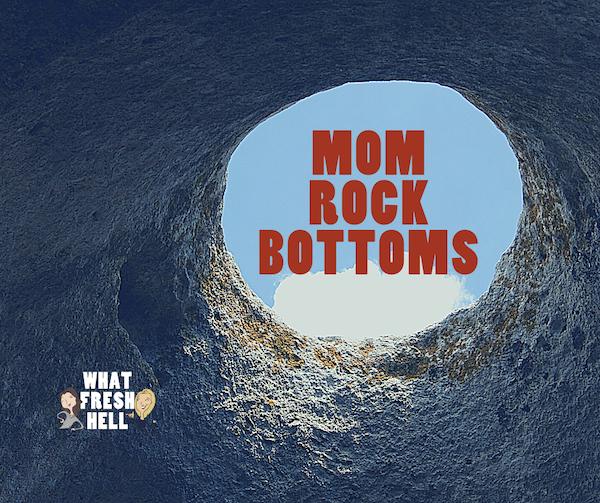 Mom Rock-Bottoms Image