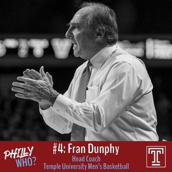 Fran Dunphy: NCAA Men's Basketball Coach, Big 5 Legend Image