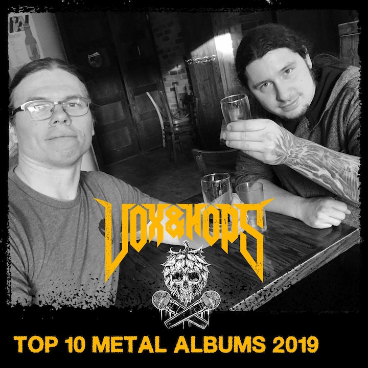 Top 10 Metal Albums 2019 with Oli Pinard (Cattle Decapitation & Cryptopsy)