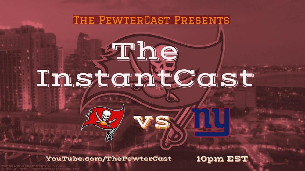 Instantcast Bucs v Giants