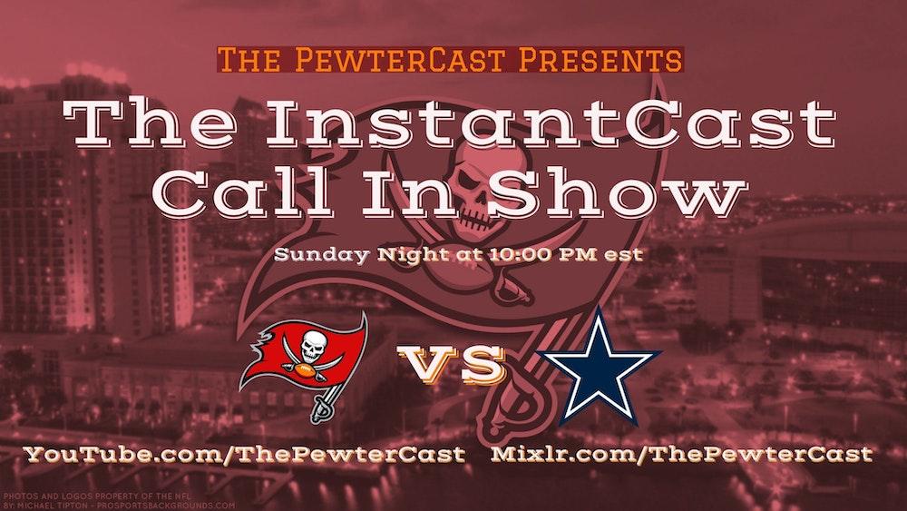 InstantCast - Bucs at Cowboys, PS Game 4