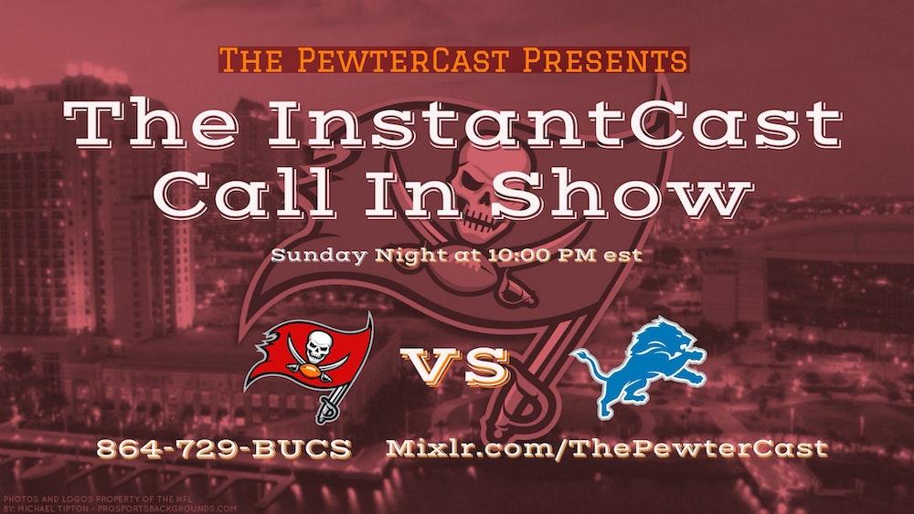 InstantCast Game 13 - vs Lions