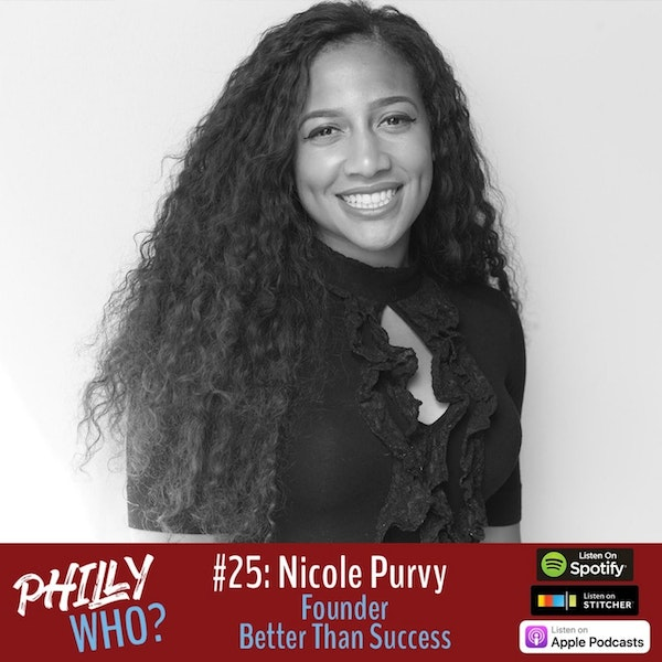 Nicole Purvy: How She Became Better Than Success Image