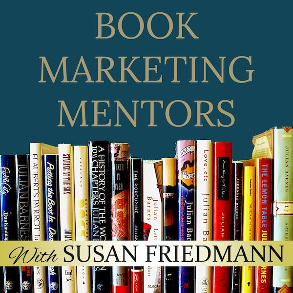 How to Use Powerful Book Marketing Tricks to Get Noticed - BM128 Image