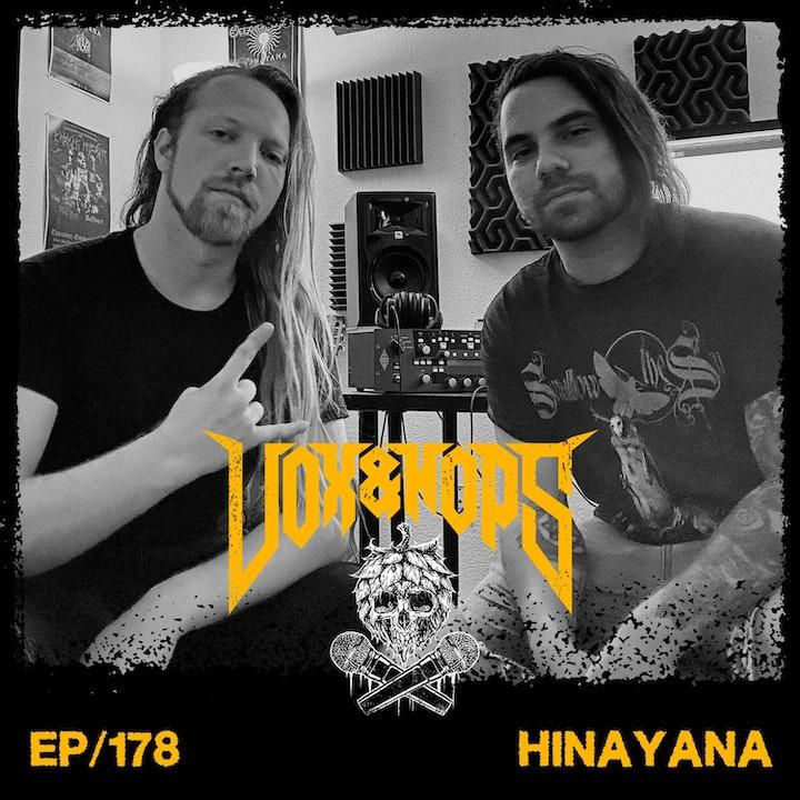 Casey Hurd & Daniel Vieira (Hinayana)