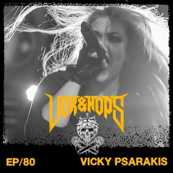 Vicky Psarakis (The Agonist)
