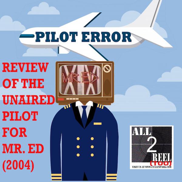 Mr. Ed (2004) PILOT ERROR TV REVIEW Image