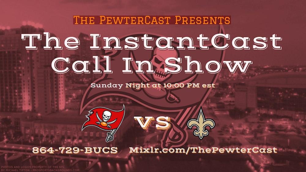 InstantCast Game 16- Bucs vs Saints