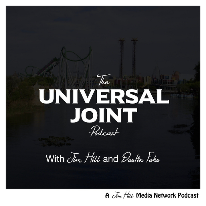 Episode image for Universal Joint Episode 31: E.T. and a wonky Christmas tree