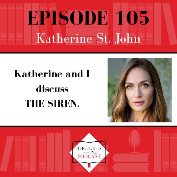 Katherine St. John - THE SIREN