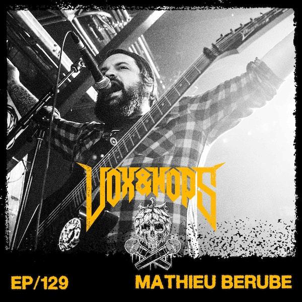 Mathieu Bérubé (Teramobil & Unhuman)