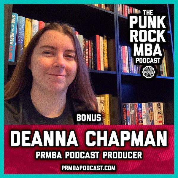 Deanna Chapman (PRMBA Podcast Producer) Image