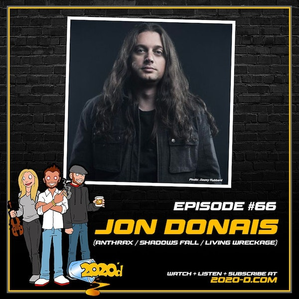 Jon Donais: Touring with Legends and Legends Never Die