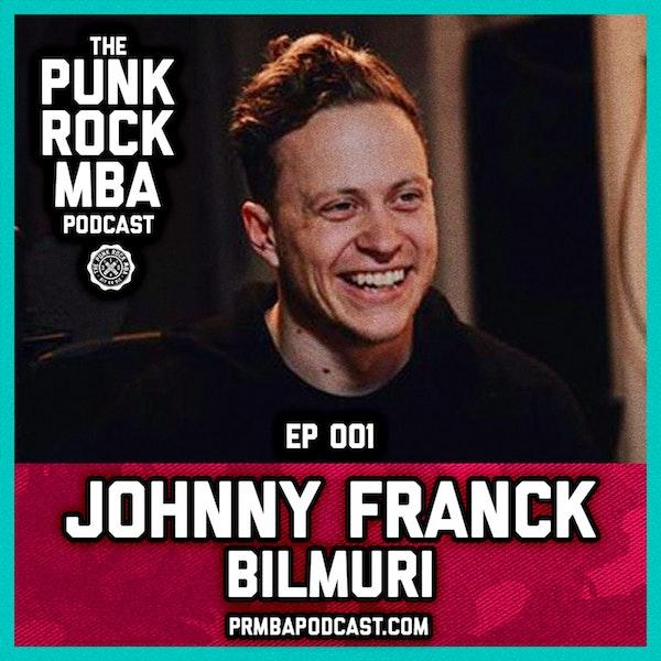 Johnny Franck (Bilmuri, ex-Attack Attack) Image