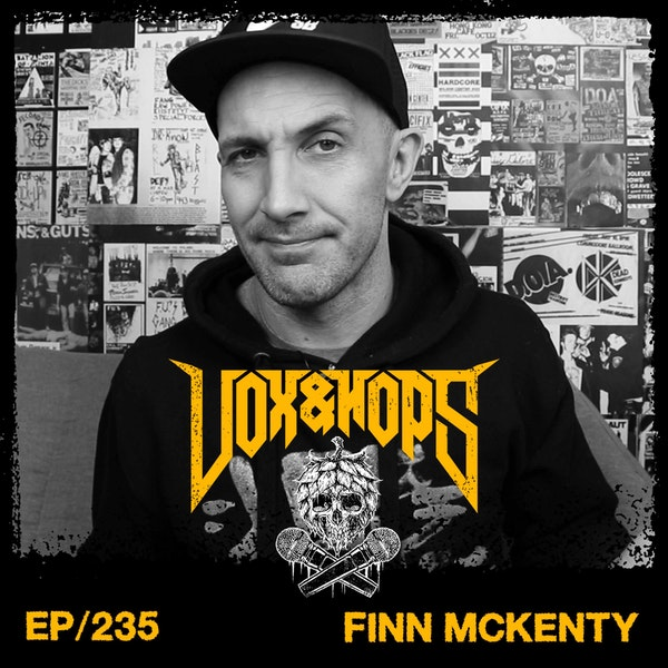 Beer is the second most disgusting thing with Finn Mckenty of The Punk Rock MBA