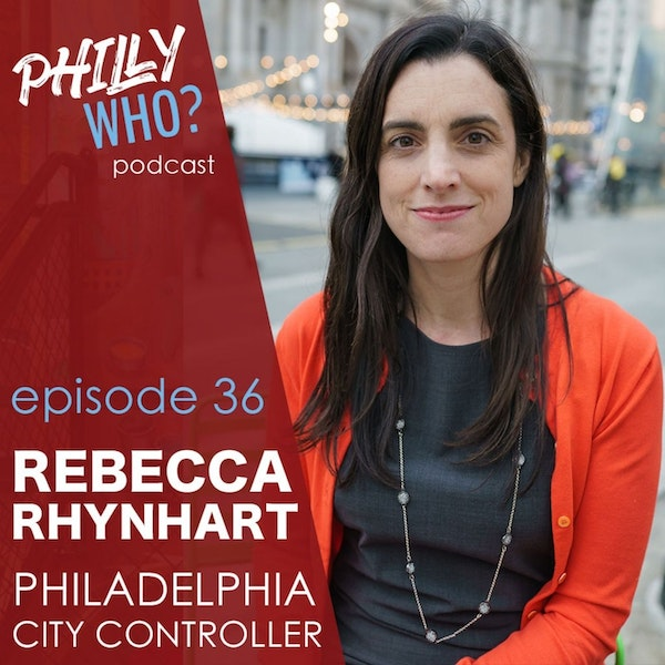Rebecca Rhynhart: Navigating the Great Recession as Treasurer and Eradicating Corruption as City Controller Image