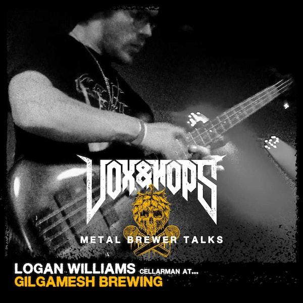 Logan Williams (Gilgamesh Brewing)