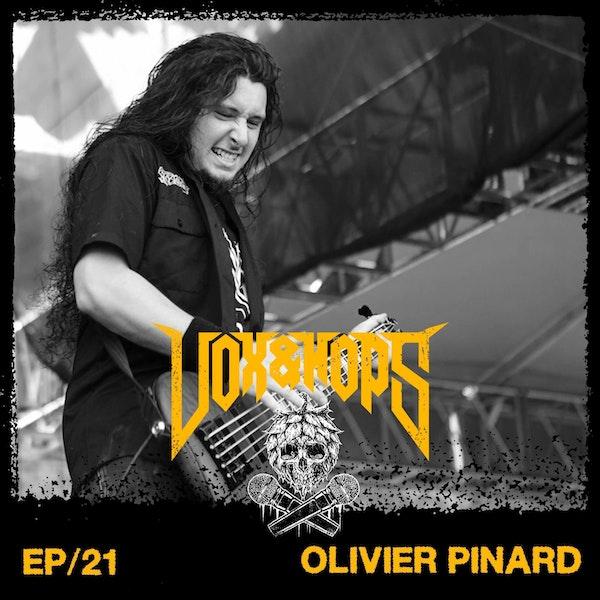 21- Olivier Pinard (Cryptopsy & Cattle Decapitation)