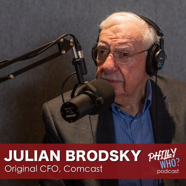 Julian Brodsky: The Creation of Comcast Image