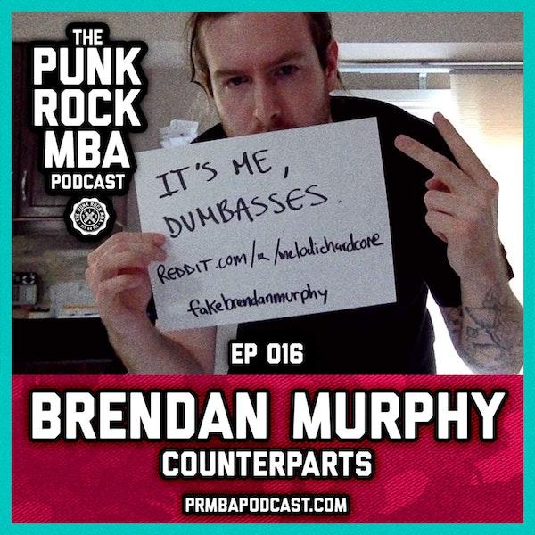 Brendan Murphy (Counterparts) Image