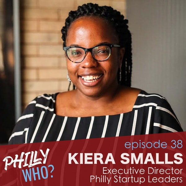 Kiera Smalls: Creating City Fit Girls and Leading the Philly Tech Scene to Diversity, Equity, and Inclusion Image