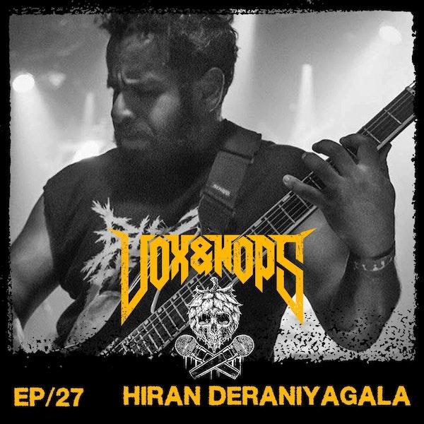 Hiran Deraniyagala (Battlecross)