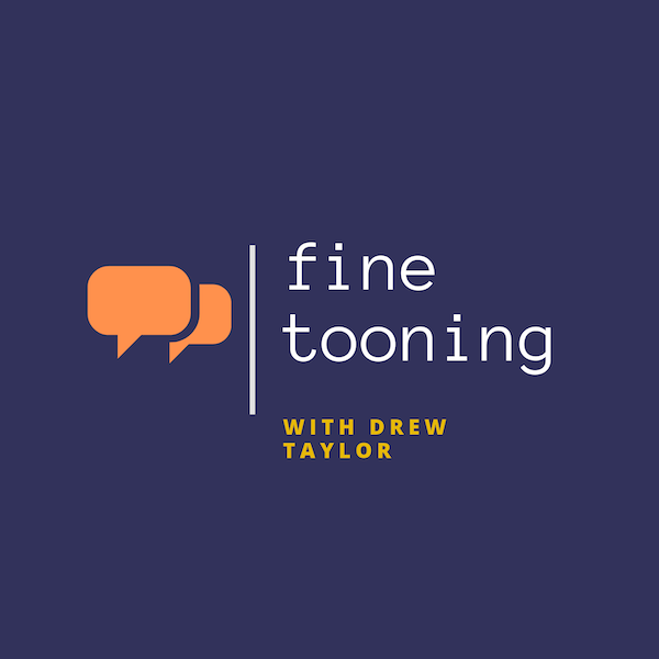 Fine Tooning with Drew Taylor Episode 24:  Animation News, SparkShort and Robin Williams was supposed to voice who?