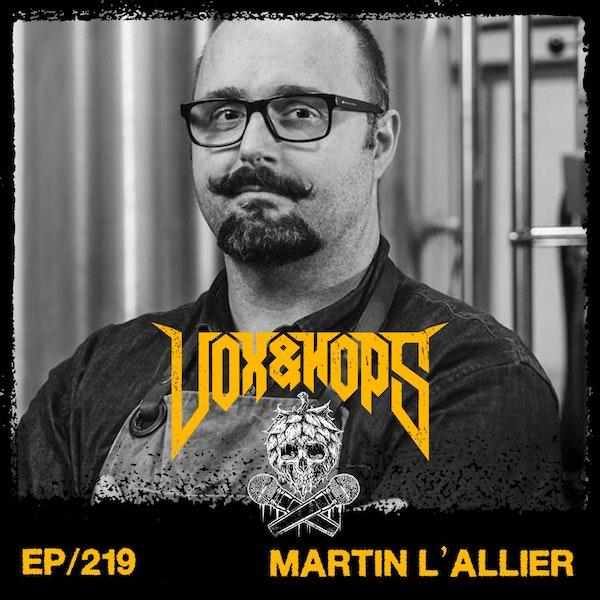 Martin L'Allier (MonsRegius bières artisanales)