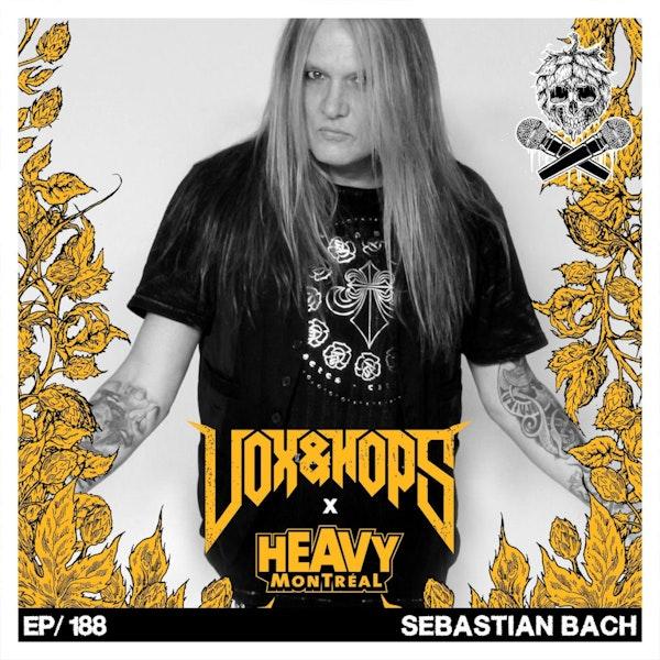 Sebastian Bach Image