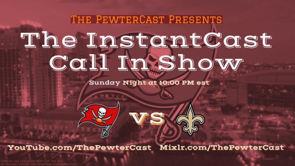 InstantCast Game 13 - Bucs vs Saints