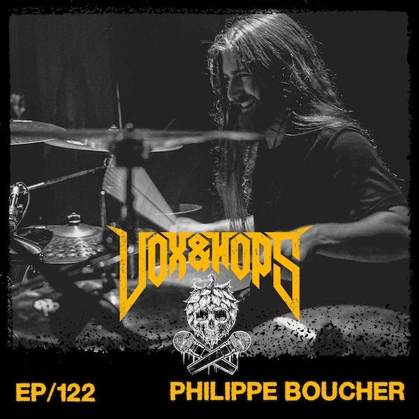 Philippe Boucher (Beyond Creation, Incandescence & Chthe'ilist)