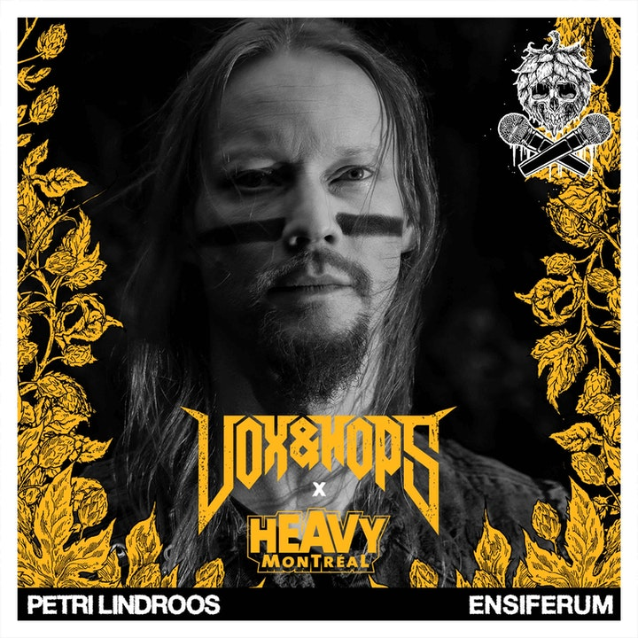 To Drink or To Play with Petri Lindroos of Ensiferum
