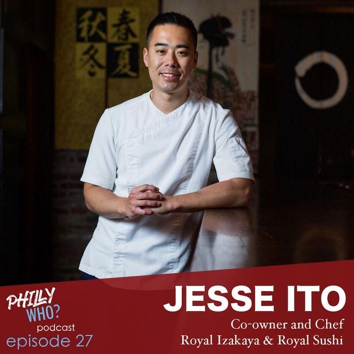 Jesse Ito: 30 Under 30 Sushi Chef of Royal Izakaya & Sushi