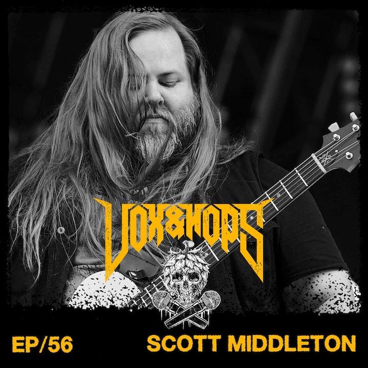 Scott Middleton (Cancer Bats)