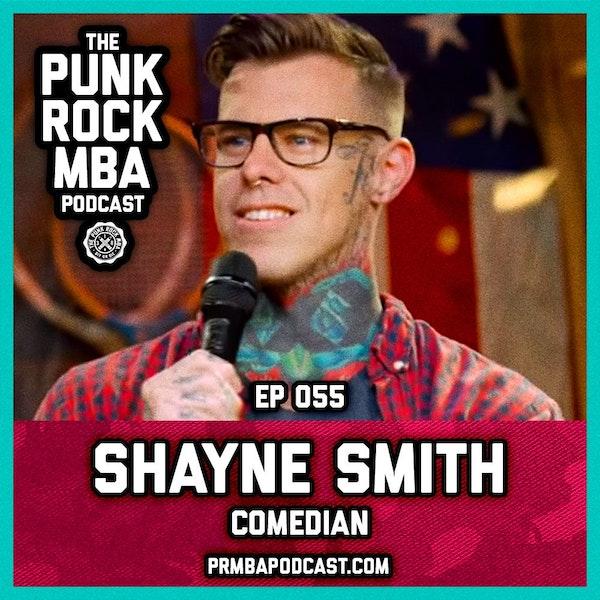 Shayne Smith (Comedian) Image