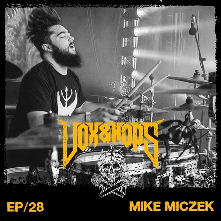 Mike Miczek (Broken Hope, The Atlas Moth & Powermad)