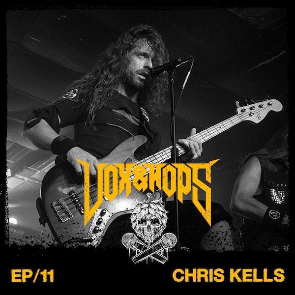 11- Chris Kells (The Agonist & FTB Visuals)
