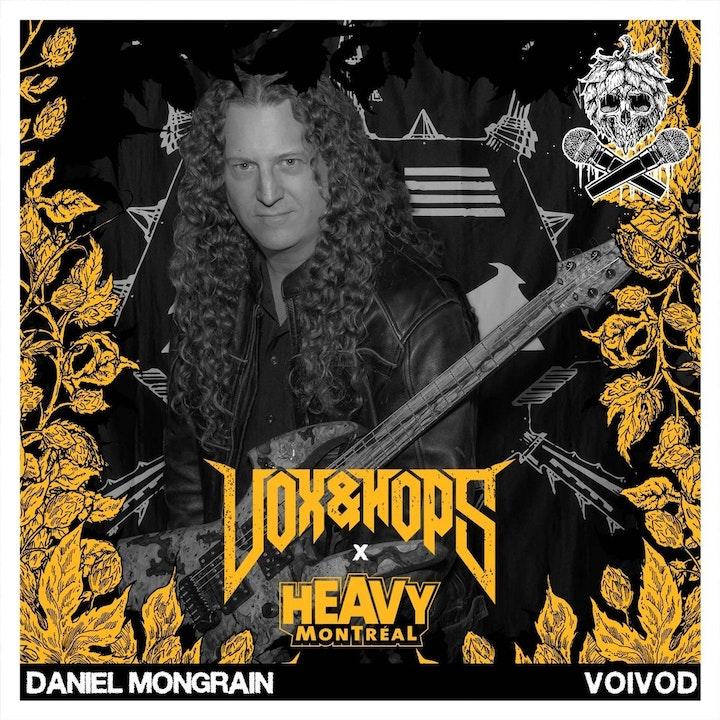 Daniel Mongrain (Voivod)